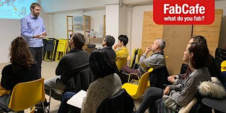 FabMaster: Introducción a la fabricación digital by FabCafe Barcelona entradas