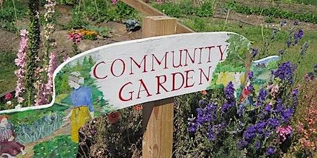 Ferndale Community Gardening Project billets