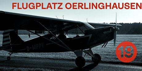 19 | Flugplatz Oerlinghausen Tickets