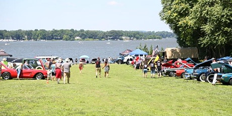Car Show on the banks of the Bohemia River tickets