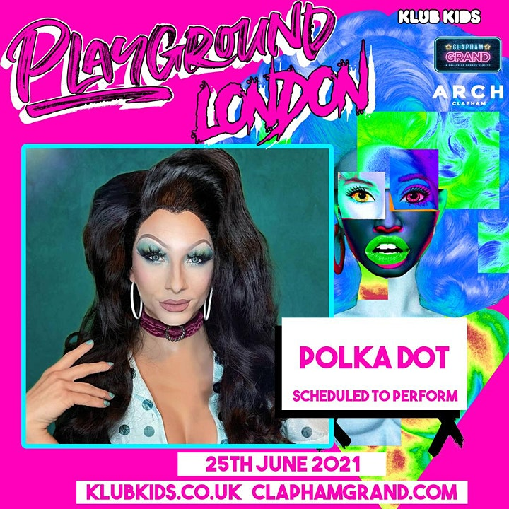 PLAYGROUND LONDON - The Re-Launch event (United Kingdolls & more) image