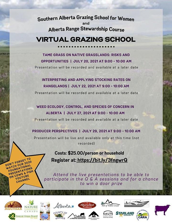 VIRTUAL GRAZING SCHOOL image