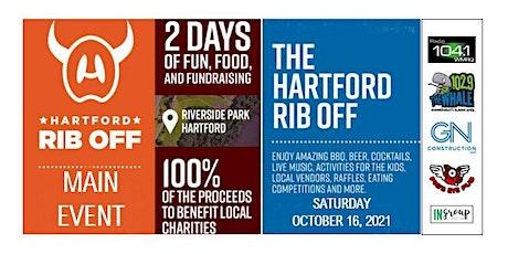 Hartford Rib Off Main Event 10/16/2021 11:30am - 5:00 pm tickets