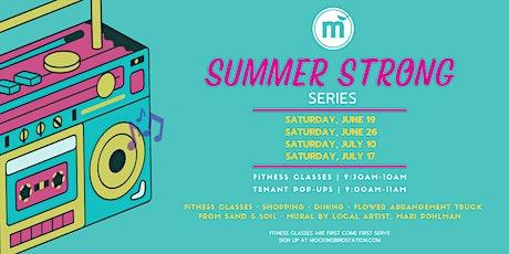 MBS Summer Strong tickets