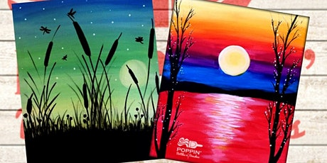 Sunset Painting Class! tickets