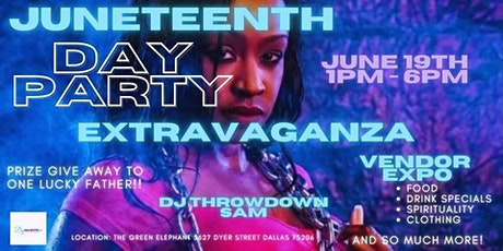 Juneteenth Day Party Extravaganza tickets