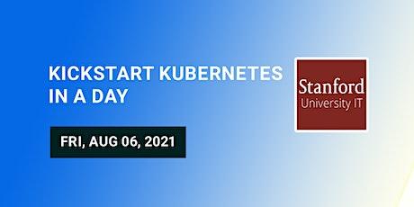 Online Kickstart Kubernetes in a Day Training entradas
