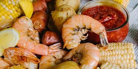 Men's Shrimp Boil tickets