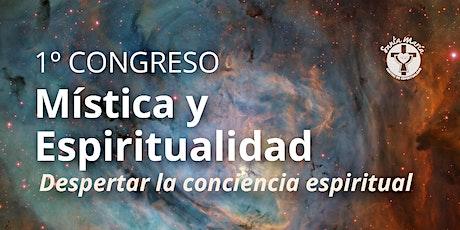 1º CONGRESO DE MÍSTICA Y ESPIRITUALIDAD entradas