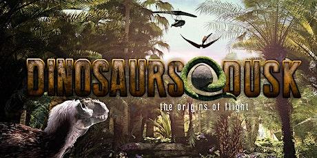 Dinosaur Dome tickets