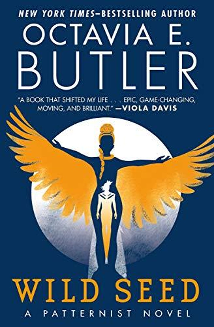OMO Book Club: Wild Seed by Octavia Butler image
