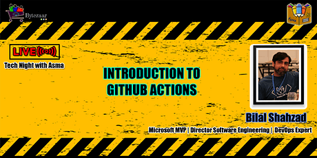Introduction to GitHub Actions tickets