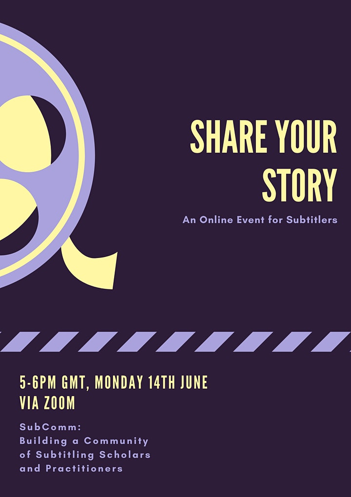 SubComm: Share Your Story image