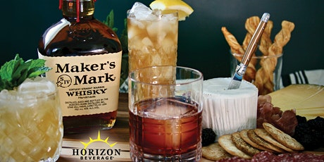 Virtual Cocktail Class featuring Maker's Mark tickets
