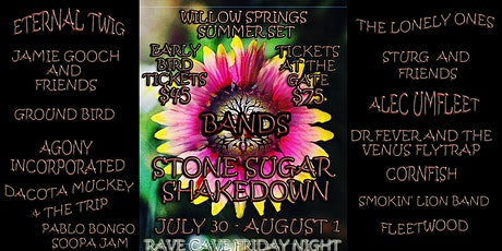Willow Springs Summer Set tickets