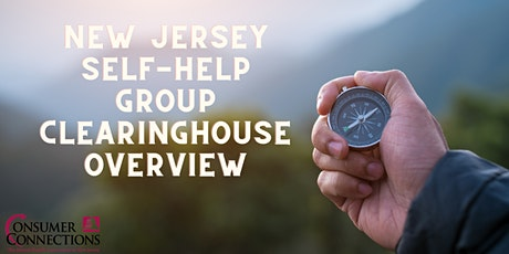 NJ Self-Help Group Clearinghouse Overview tickets
