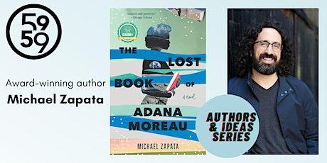 Authors & Ideas: Michael Zapata tickets