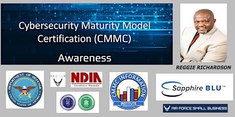 Cybersecurity Maturity Model Certification (CMMC) Awareness biglietti