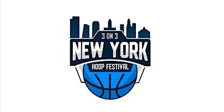 New York 3x3 Hoops Festival tickets
