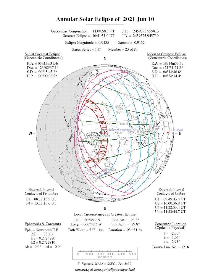 Imagen de Observació Eclipsi Parcial de Sol Planetari
