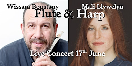 Wissam Boustany and Mali Llywelyn (online tickets) tickets
