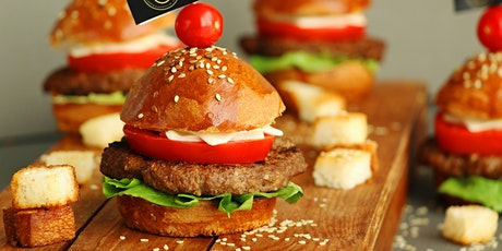 Kids Cooking: Burgers for Father's Day (Interactive - Virtual) tickets