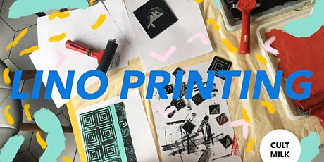 Lino Printing tickets