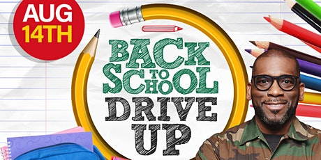 Summer Back-to-School Drive Up tickets