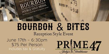 Bourbon & Bites - Prime 47 tickets
