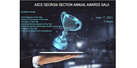 ASCE Georgia Section Annual Awards GALA tickets