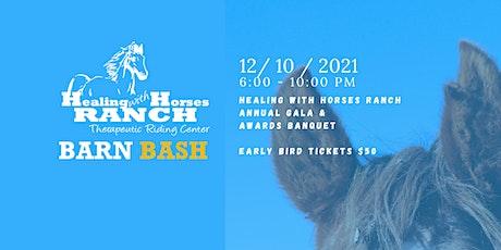 Barn Bash 2021 tickets
