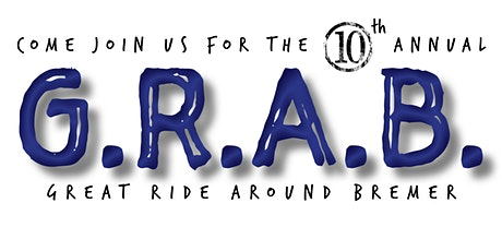 Copy of GRAB - Great Ride Around Bremer - 12th Anniversary! tickets