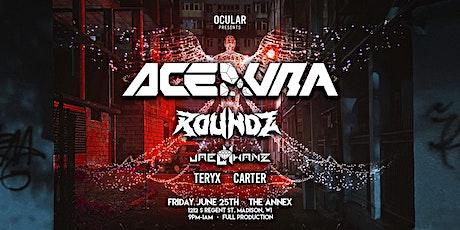 Ace Aura [at] The Annex tickets