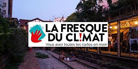 Atelier géant La fresque du climat aux greniers St Jean (Angers) billets