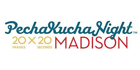 Biohealth Tech Connections x PechaKucha tickets