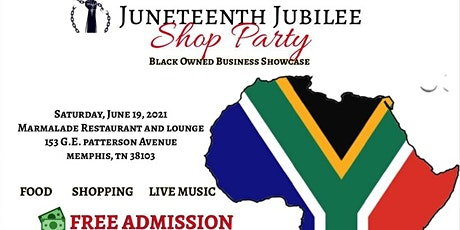 """Juneteenth Jubilee - """"It's the B.O.B. for Me!!!"""" tickets"""
