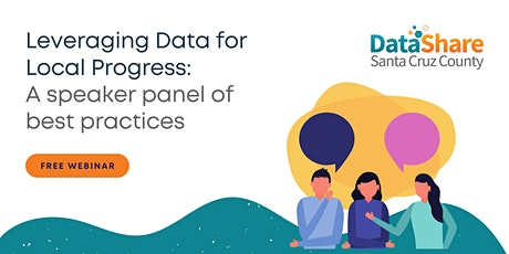 Leveraging Data for Local Progress: A speaker panel on best practices tickets