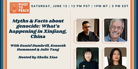 Myths & Facts about genocide: What's happening in Xinjiang, China tickets