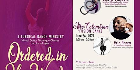 Dance Technique Classes tickets