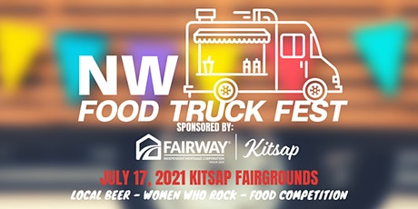 NW Food Truck Fest Sponsored by Fairway Kitsap tickets