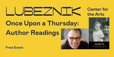 Once Upon A Thursday:  Authors Reading on Zoom tickets