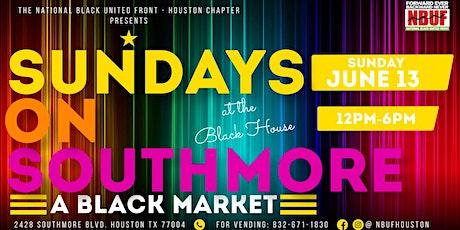 SUNDAYS on SOUTHMORE- BUY BLACK MARKET tickets