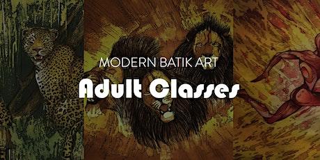 Modern Batik Art Workshop tickets