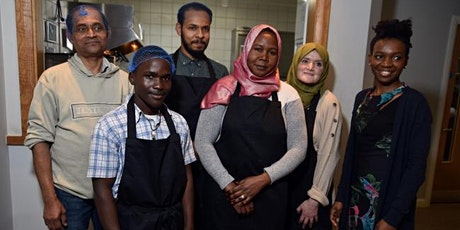 Welcome Cafe - Refugee Week Relaunch tickets