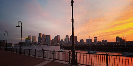 HarborFit: Sunset Yoga at Piers Park tickets