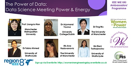 The Power of Data: Data Science Meeting Power&Energy tickets