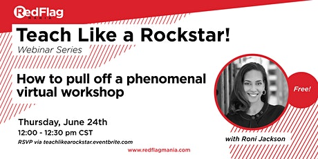 How to pull off a phenomenal virtual workshop billets