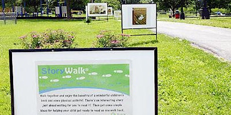 PRC's Storywalks  in the Park tickets