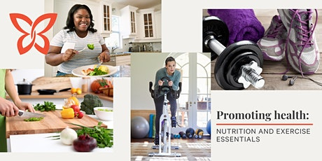 Promoting health: Nutrition and exercise essentials tickets