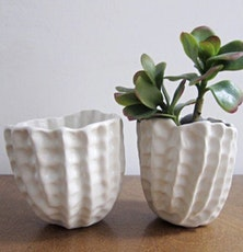 2nd Saturday Art Series: Ceramics & Sangria tickets